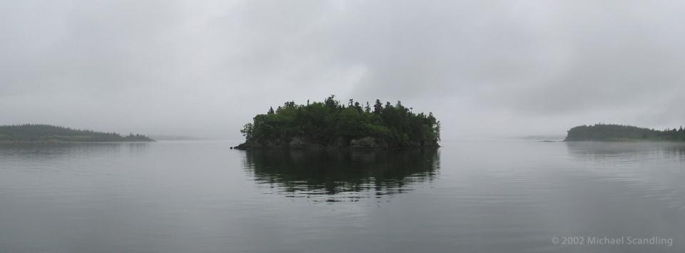 Bay of Fundy on Monday Blog